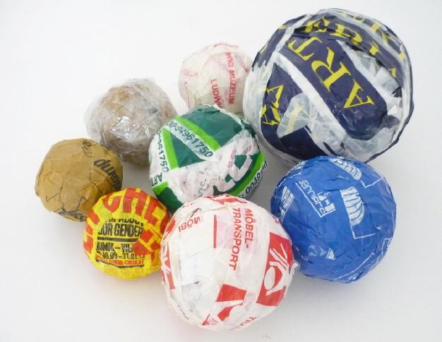Bucky Balls group