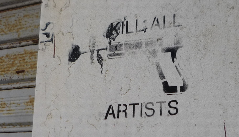 Kill All Artists